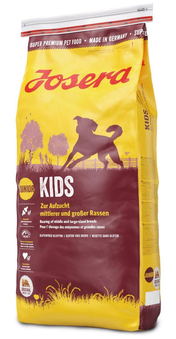 karma dla psa Josera Kids