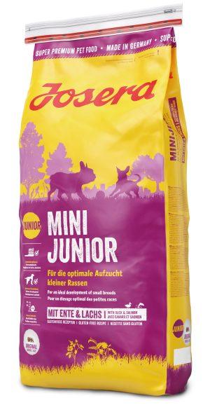 karma dla psa Josera Mini Junior