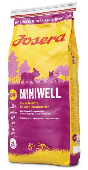 karma dla psa Josera MiniWell