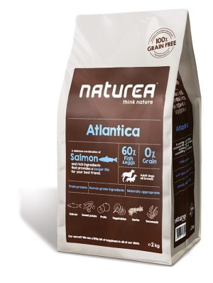 NATUREA Grain Free Adult Atlantica