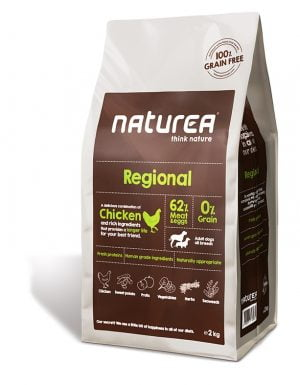 NATUREA Grain Free Adult Regional