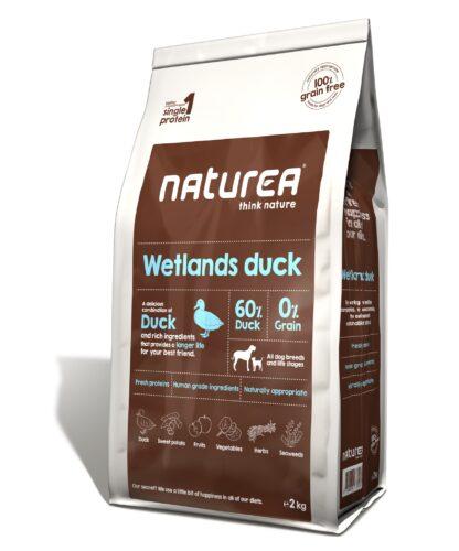 NATUREA Grain Free Adult Wetlands Duck