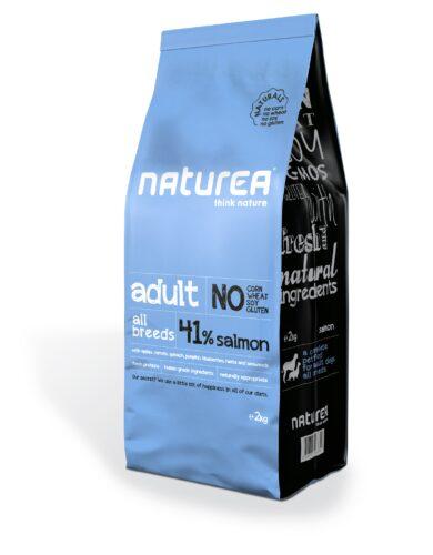 NATUREA Naturals Adult Łosoś