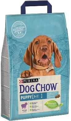 PURINA DOG CHOW Puppy - jagnięcina z ryżem