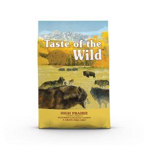 Taste of the Wild Dog High Prairie Canine