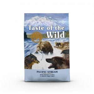 Taste of the Wilde Pacific Stream Canine