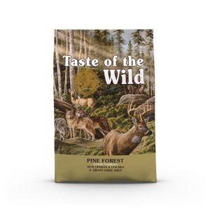 karma sucha dla psa Taste of the Wild Pine