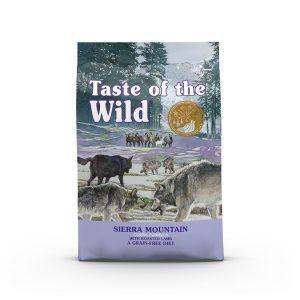 Taste of the Wild Dog Sierra Mountain