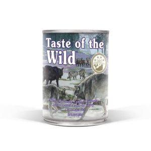 karma mokra dla psa Taste of the Wild Sierra puszka