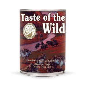 karma dla psa Taste of the Wild Southwest puszka