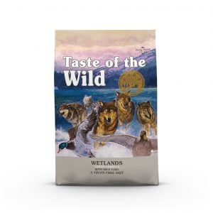 Taste of the Wild Dog Wetlands Canine