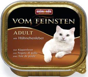 ANIMONDA Vom Feinsten Adult - wątróbka drobiowa (100 g)