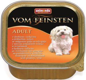 ANIMONDA Vom Feinsten Classic - drób + cielęcina (150 g)
