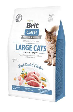BRIT Care Cat Grain-Free Large Ctas Power & Vitality