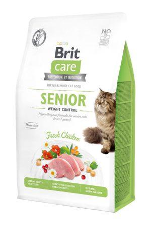 BRIT Care Cat Grain-Free Senior & Weight Control