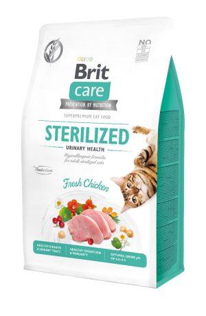 BRIT Care Cat Grain-Free Sterilized Urinary Health