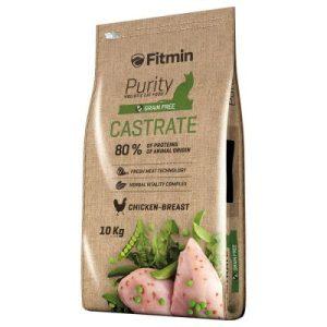 karma sucha dla kota Fitmin Purity Castrate