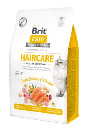 BRIT Care Cat Grain-Free HairCare Healthy & Shiny Coat