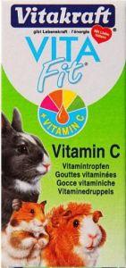 VITAKRAFT Vitafit Vitamin C