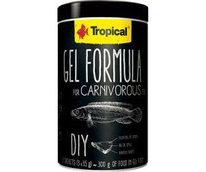 pokarm dla ryb do samodzielnego zrobienia w żelu, tropical