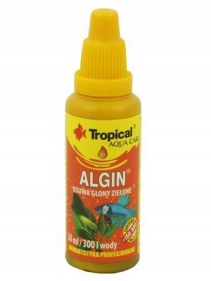 preparat do wody algin tropical zwalczanie glonów