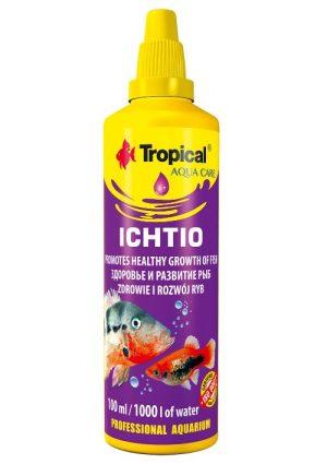 ichtio zdrowy rozwój ryb tropical