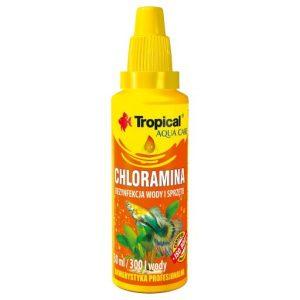 tropical chloramina odkażanie