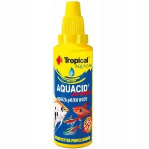 tropical aquacid zakwaszanie ph minus