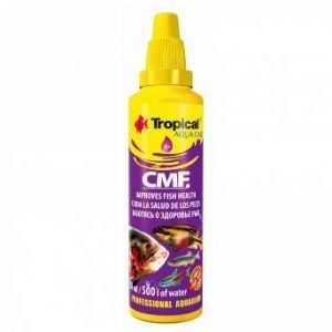 CMF zwalczanie patogenów, ospy rybiej tropical