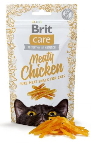 brit care ct snack meaty chicken