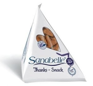 Sanabelle Snack Thanks 20 g