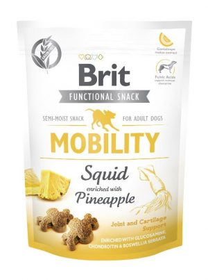 Brit Care Functional Snack Mobility Squid 150g