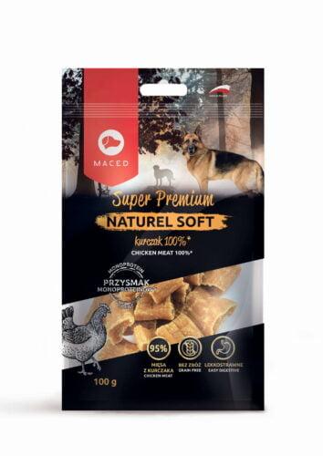 smakołyki dla psa Maced Natural Soft kurczak