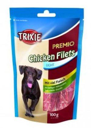 TRIXIE Chicken Filets LIGHT z suszonego mięsa kurczaka 100% (100 g) TX-31532