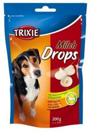 TRIXIE Milch Drops - dropsy mleczne 75 g