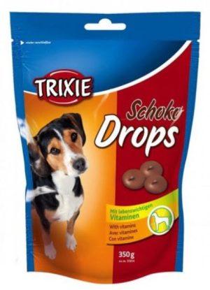 TRIXIE Schoko Drops - dropsy czekoladowe 75 g