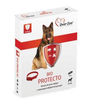 OVER ZOO Obroża ochronna Bio Protecto dla dużych psów 75 cm