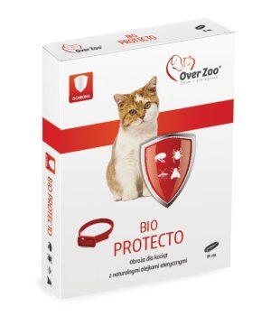 OVER ZOO Obroża ochronna Bio Protecto dla kociąt 35 cm