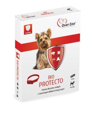 OVER ZOO Obroża ochronna Bio Protecto dla małych psów 35 cm