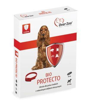 OVER ZOO Obroża ochronna Bio Protecto dla średnich psów 60 cm