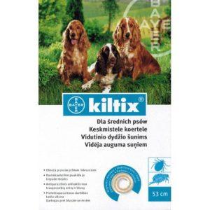 Bayer Kiltix obroża dla średnich psów 53 cm