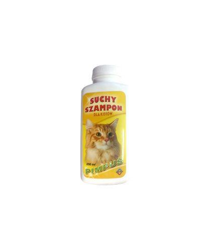 szampon suchy dla kotów certech pimpuś 250ml