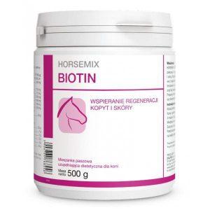 suplementy diety dla koni Dolfos Biotyna