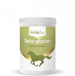 suplementy dla koni pokusa beta glukan
