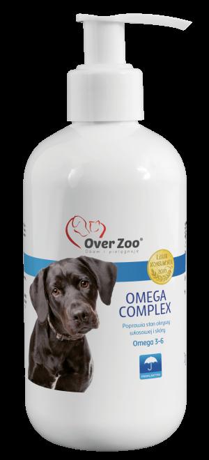 OVER ZOO Omega Complex na poprawę stanu okrywy włosowej i skóry