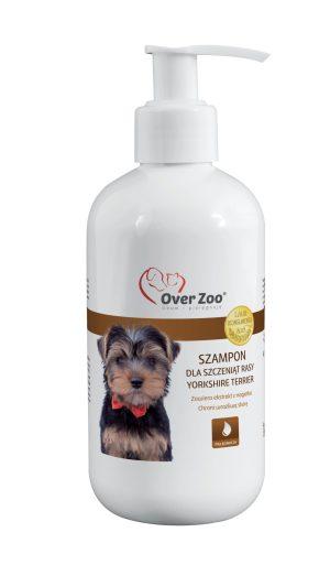 OVER ZOO Szampon dla szczeniąt Yorkshire Terrier 250 ml