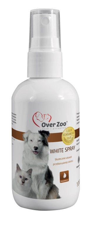 OVER ZOO White Spray 100 ml