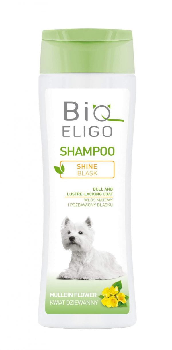 szampon dla psa BioEligo blask