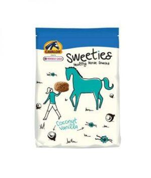 Versele-Laga Cavalor Sweeties kokos i wanilia 750 g - ciasteczka dla koni