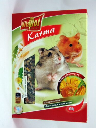 VITAPOL Karma dla chomika (500g)